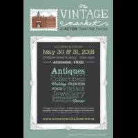 May 30 & 31, 2015 - 2nd Annual Vintage Market